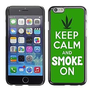 - Marijuana Kush Weed - - Monedero pared Design Premium cuero del tir¨®n magn¨¦tico delgado del caso de la cubierta pata de ca FOR Apple iPhone 6 6S 4.7 Funny House