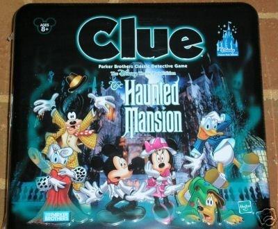 glow in the dark ghost board game - 1