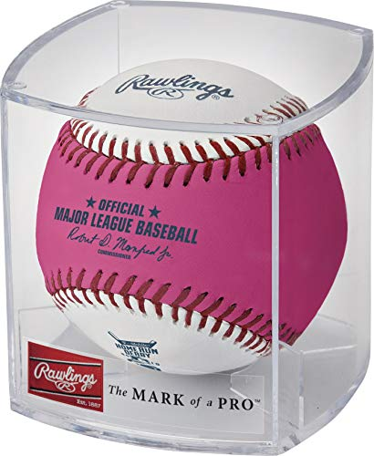 Mlb Home Runs - Rawlings 2019 MLB Major League Baseball Official ALL-STAR GAME HOME RUN DERBY PINK MONEYBALL Baseball - CLEVELAND INDIANS - In Cube