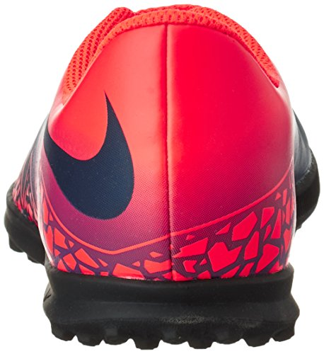 Naranja Crimson de Obsidian Total 845 fútbol Unisex Adulto 749912 NIKE Purple Botas vivid gBxqBH1