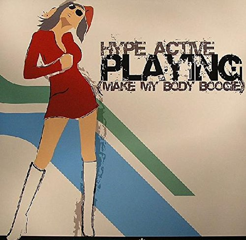 (Playing (make my body boogie; Michael Urgacz Remix/Orig. Mix/Beam/David Bacon Remixes, 2006) / Vinyl Maxi Single [Vinyl 12''])