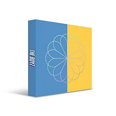 Cre.ker The Boyz - Bloom Bloom [Bloom+Heart ver. Set] (2nd Single Album) 2CD+2Photobooks+2POP-UP Cards+2Name Stickers+2Photo Letters+2Photocards: Toys & Games