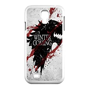 Custom Hard Protective Cover Case for SamSung Galaxy S4 I9500 Phone Case - Game of Thrones HX-MI-091750