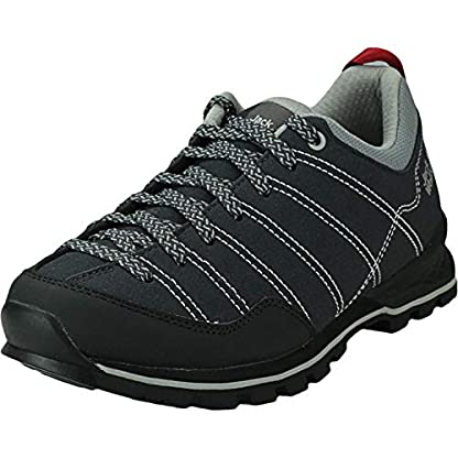 Jack Wolfskin Women's Scrambler W Low Rise Hiking Shoes, 3 UK 1