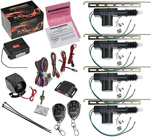 Alarma Crimestopper SP-101 Seguridad para autos y sistema de ...