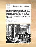 Sacred History, William Stevenson, 1171467184