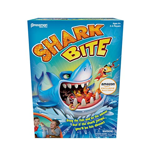 Shark Bite – Includes Let's Go Fishin' Card Game Now $10