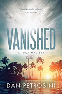 Vanished by Dan Petrosini ebook deal