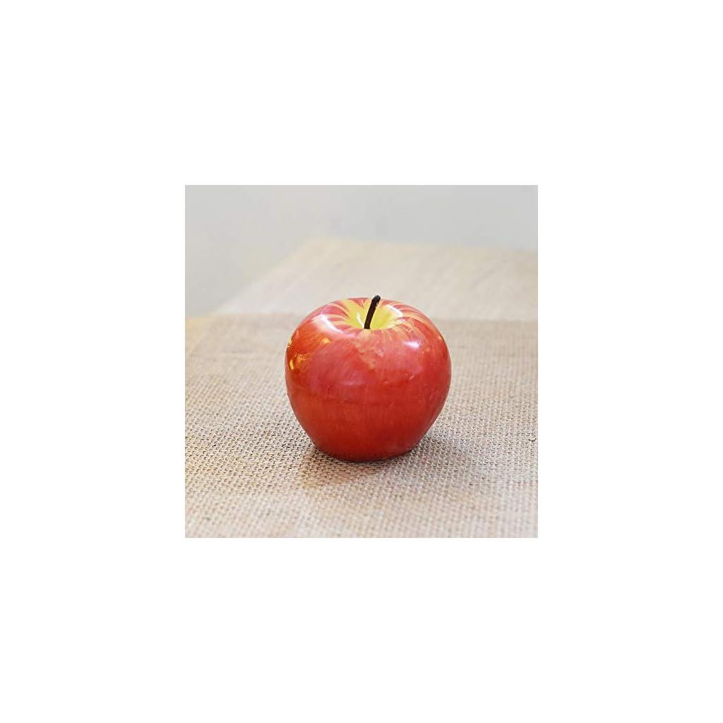 Hot-SaleDEESEETMChristmas-Creative-Gift-Artificial-Apple-Shape-Candles-Wedding-Party-Decoartion