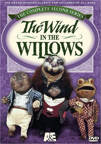 The Wind in the Willows - The Complete Second Series (Jason Fancy Dress)