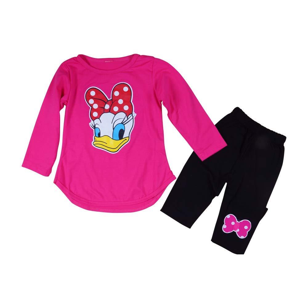 Pants Set PANTS ベビーガールズ 6T Sweetpinkdaisy B07KF1JZ1S
