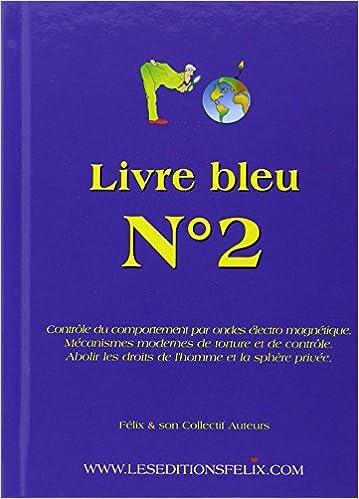 Amazon Fr Livre Bleu N 2 Controle Du Comportement Par