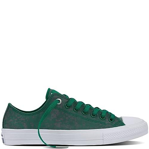 Converse Chuck Taylor All Star II Reflective Wash Amazon Green Silver  153547C CTAS II OX  Amazon.ca  Shoes   Handbags 78d03ac497