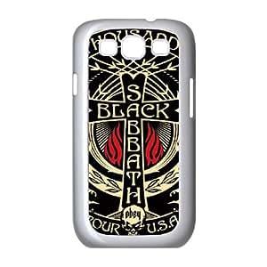 Black Sabbath Samsung Galaxy S3 9 Cell Phone Case White TPU Phone Case SY_808736