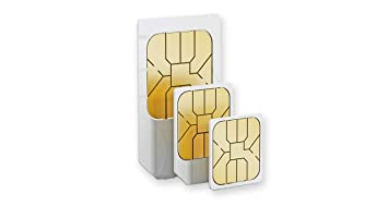 Tarjeta SIM Prepagada De Datos del Reino Unido e Irlanda 1 ...