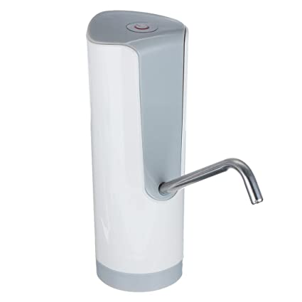 Dispensador de la bomba de agua por STRIR Handy recargable dispensador eléctrico USB succión Dispositivo universal