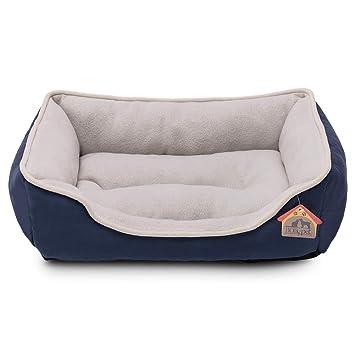Amazon.com: Hollypet Cama para mascotas para gatos y perros ...