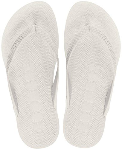 Boombuz Men's Thong Sandals weiß / White tivsO
