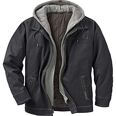 Legendary Whitetails Men's Rugged Brown Full Zip Dakota Jacket