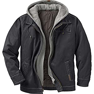 1. Legendary Whitetails Men's Rugged Full Zip Dakota Jacket