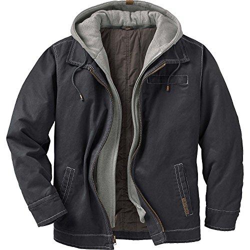 1. Legendary Whitetails Men's Rugged Full Zip Dakota Jacket