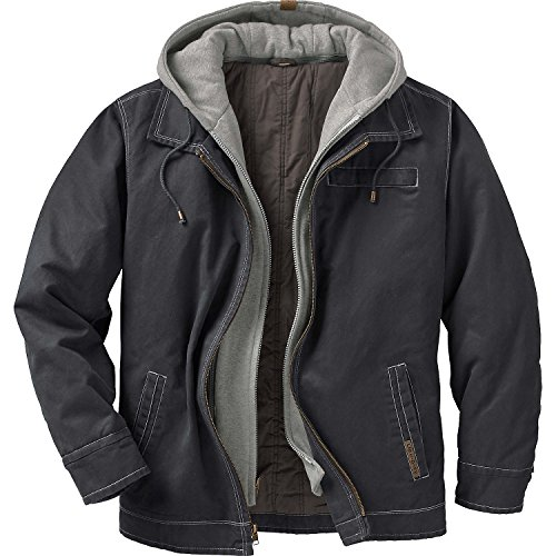 Men's Dakota Jacket Tarmac Large (Men Winter Coats)