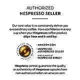 Nespresso Capsules VertuoLine, Intenso, Dark