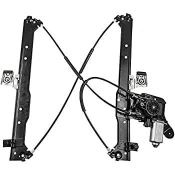 amazon com drivers front power window lift regulator motor rh amazon com Regulator Window and Door Systems Window Regulator Replacement