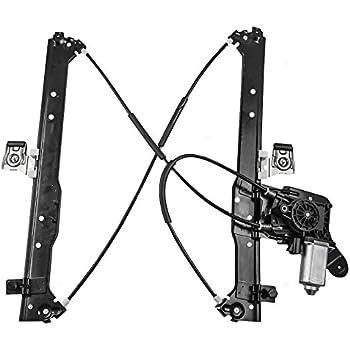 51CN1naP4bL._SL500_AC_SS350_ amazon com passengers front power window lift regulator & motor