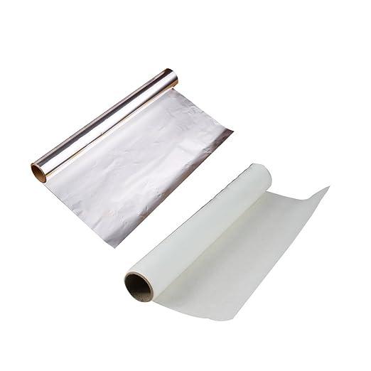 Revestimiento de silicona antiadherente para horno papel + Heavy ...