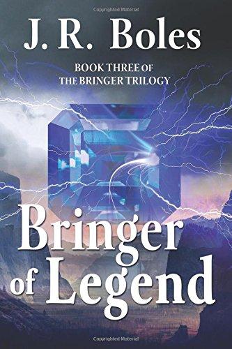 Download Bringer of Legend: Book Three of the Bringer Trilogy pdf epub