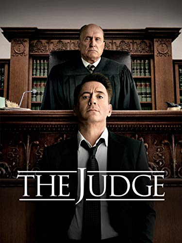 The Judge (2014) (Robert Downey Jr Best Actor)