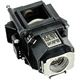 Emazne ELPLP47/V13H010L47 Projector Replacement Compatible Lamp With Housing Work For Epson EB G5100 EB G5100NL EB-G5150 EMP 5100 EMP 5101 G5100 G5100NL G5150 Powerlite 5101 PowerLite Pro G5150NL