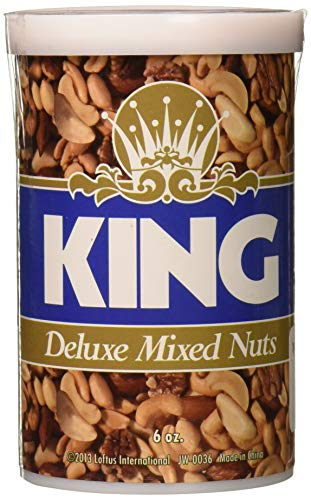 Loftus Three Snakes in a Can - King Deluxe Mixed Nuts Prank -