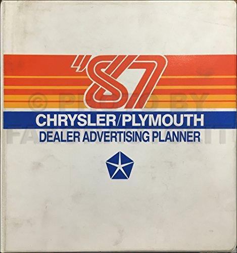 Review 1988 Chrysler Plymouth Dealer