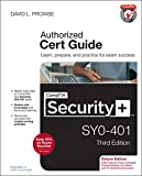 img - for CompTIA Security+ SY0-401 Cert Guide, Deluxe Edition (3rd Edition) book / textbook / text book