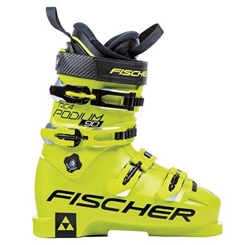 (Fischer RC4 Podium 90 Junior Race Ski Boots 2019-24.5)