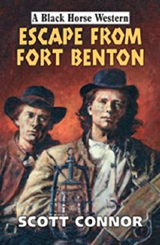 book cover of Escape from Fort Benton