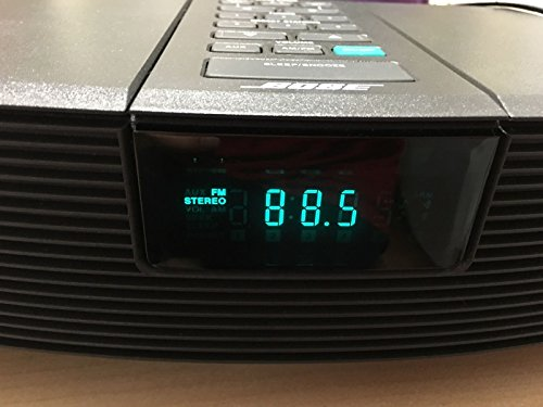 Bose Wave AM/FM Clock Radio - Model AWR1G1 - Graphite