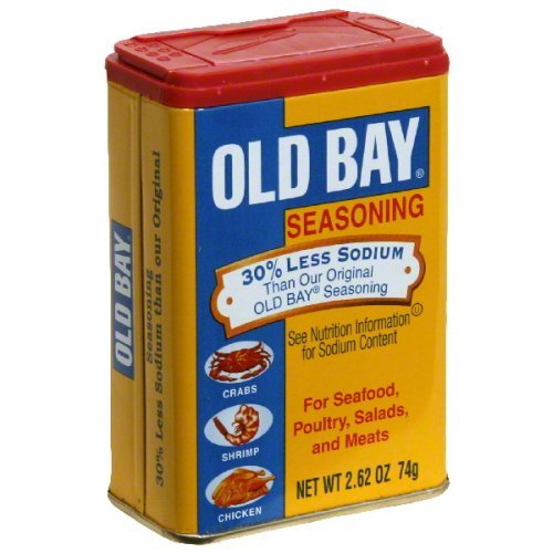 Old Bay Seasoning 2.62 oz - Pack of 12 by Old Bay