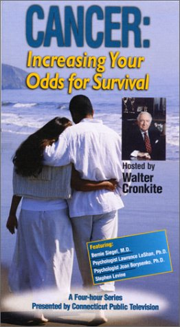 CANCER: Increasing Your Odds for Survival (Connecticut Public Television) (4 One Hour Programs) [VHS]