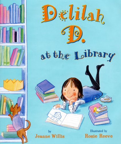 Download Delilah D. at the Library PDF