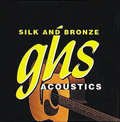 Ghs 370 - Juego de cuerdas, guitarra acústica: Amazon.es ...