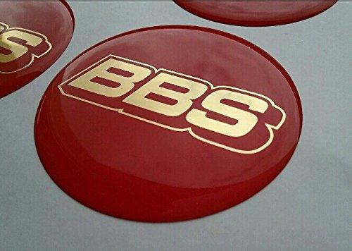 BBS Pegatinas para buje Tapa en aluminio Llantas y Tapacubos 55 mm: Amazon.es: Coche y moto