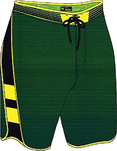 9a031619e5 Hurley Phantom Hyperweave Motion Stripe Technical Boardshorts in ...