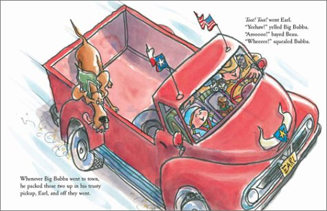 Bubba and Beau Go Night-Night by Harcourt Children's Books (Image #1)