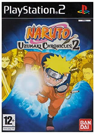 Naruto Uzumaki Chronicles 2 (PS2): Amazon in: Video Games