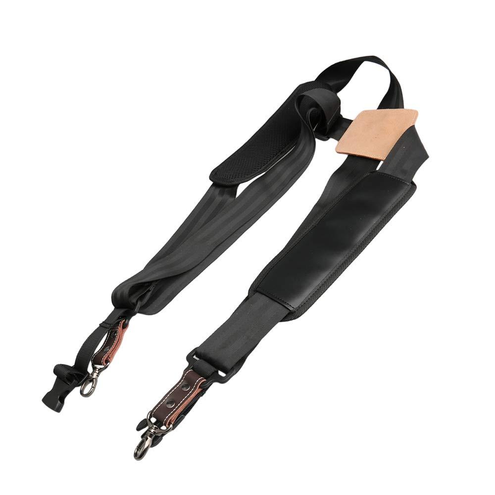 Yibuy - Arnés ajustable para saxofón con correa para el pecho y el ...