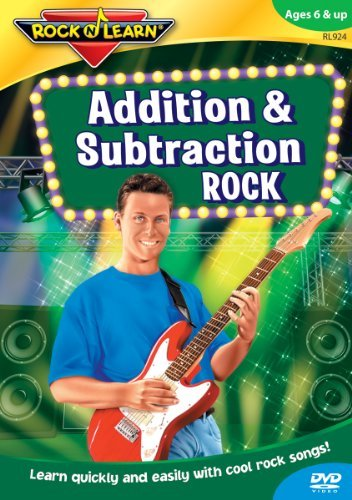 Rock 'N Learn: Addition & Subtraction Rock (Rock N Learn Addition And Subtraction Rock)