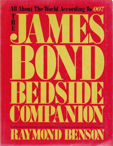Read Online The James Bond Bedside Companion pdf